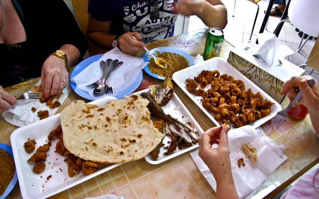 AWAY FROM THE SWANKY RESTAURANTS, THESE FOOD TOURS TAKES YOU WHERE THE LOCALS LIKE TO EAT IN DUBAI
