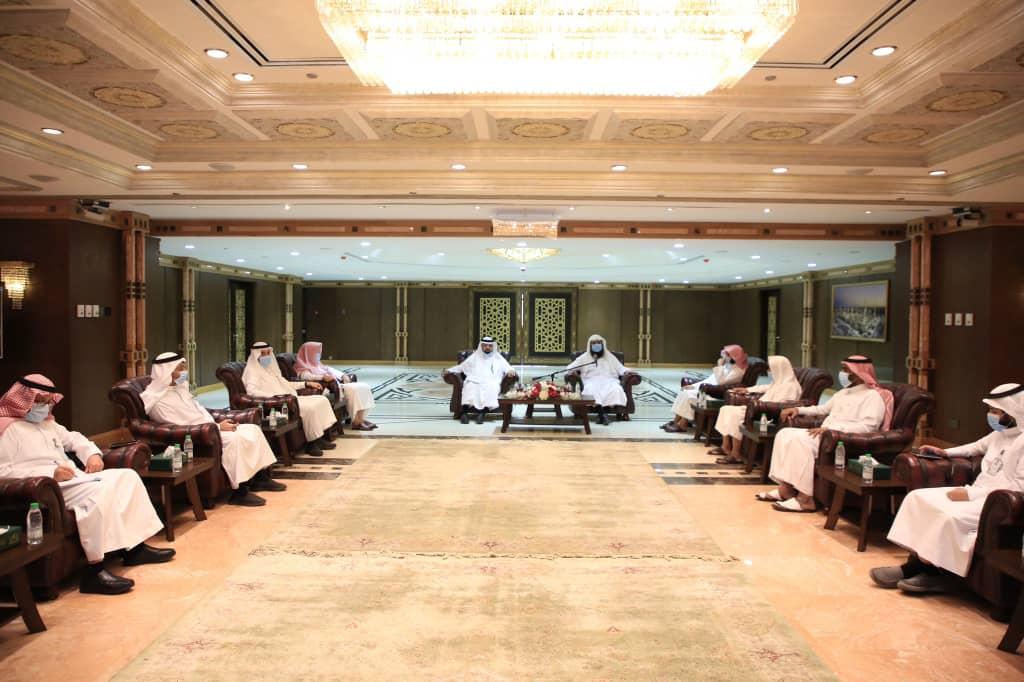 Masjid Al Nabawi (Haram Madina) to pray first Jumah after lockdown today……