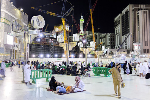 INTERESTING FACTS ABOUT THE GRAND MOSQUE OF MECCA – Al HARAM